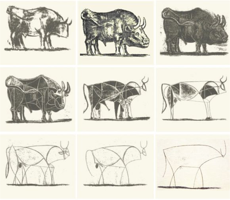 Picasso - The Bull